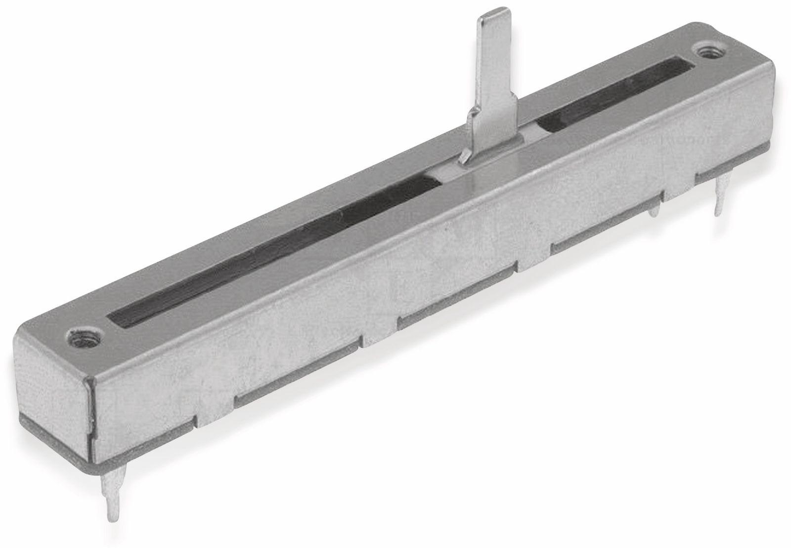 Schiebe Potentiometer 1k Ohm Poti Linear Mono Schiebepoti Schieberegler 500mW