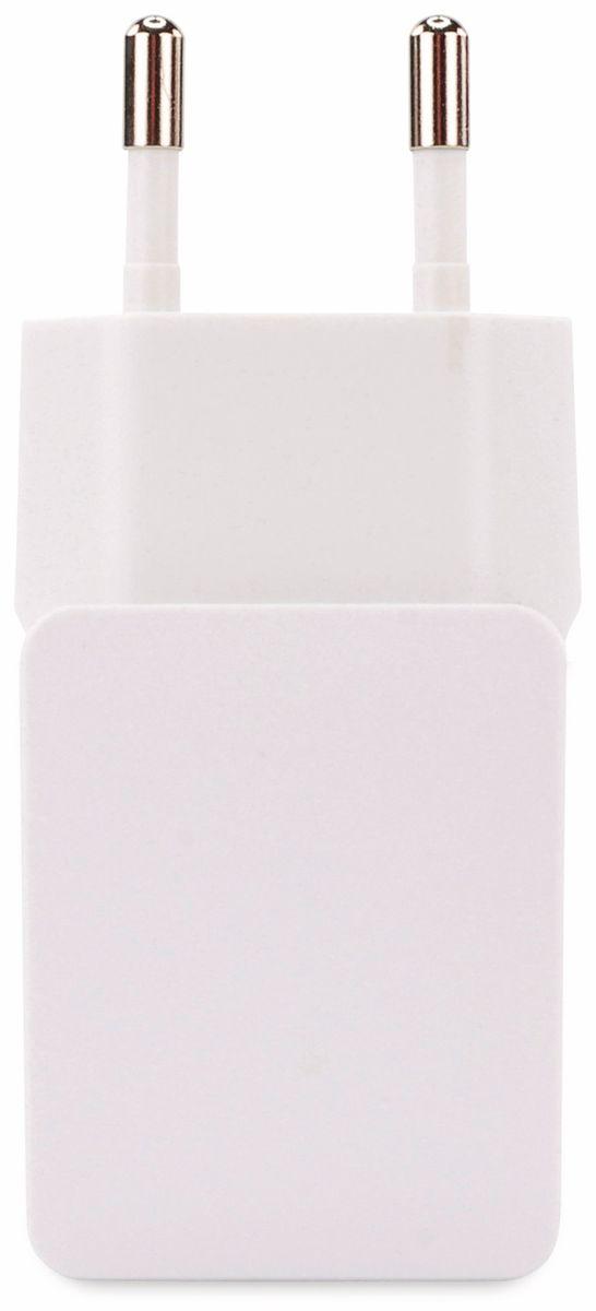 LOGILINK PA0094: USB Ladegerät, 5 V, 2400 + 1000 mA bei