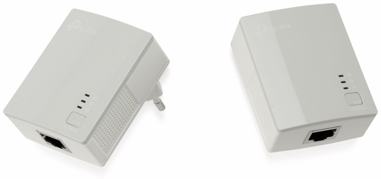 Powerline Adapter Set TP LINK TL PA4010KIT, 500 Mbps