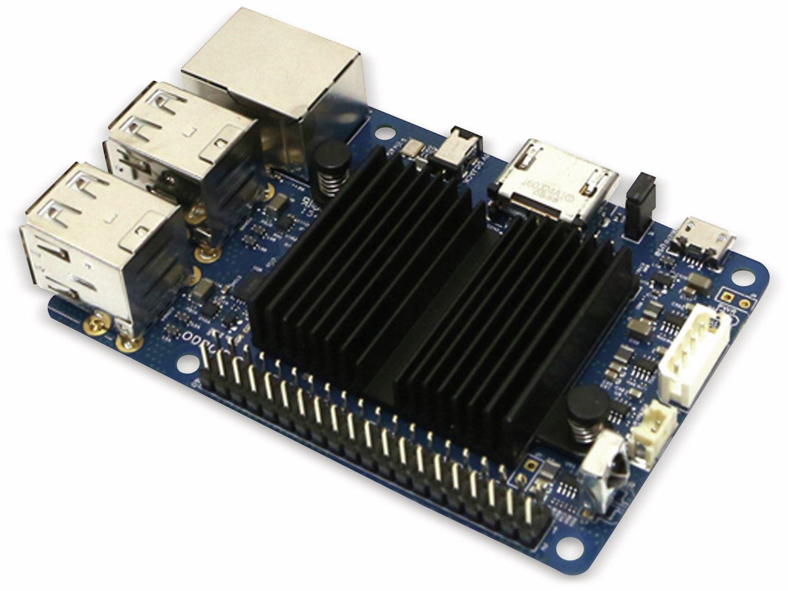 4 GB RAM 2 GHz QuadCore ODROID-C4 Einplatinen-Computer 4x USB