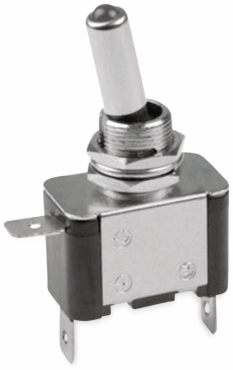 Rot Hama Kfz-Schalter Ignition Switch
