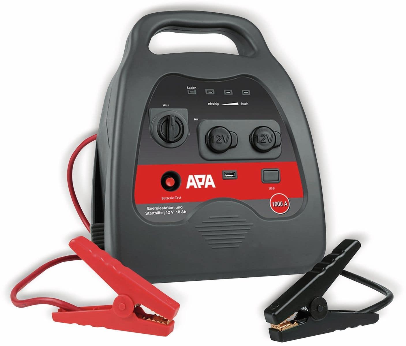 Starthilfegerät APA 16644, 12 V, 1000 A online kaufen