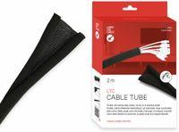 Vorschau: Kabel-Schlauch LTC CABLE TUBE, 2m, schwarz