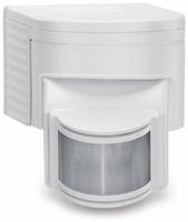 Vorschau: Bewegungsmelder SONERO X-IMS030, 180°, IP44, schwenkbar, weiß