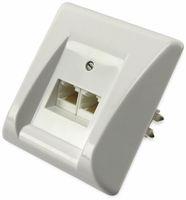 Vorschau: ISDN-Doppeldose 8(4)