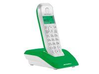 Vorschau: DECT-Telefon MOTOROLA STARTAC S1201, grün