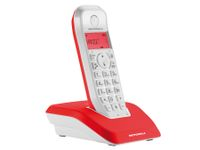 Vorschau: DECT-Telefon MOTOROLA STARTAC S1201, rot
