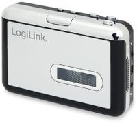 Vorschau: USB-Kassettendeck LOGILINK UA0156