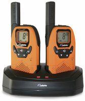 Vorschau: PMR-Funkgeräte-Set DETEWE Outdoor 8000 Quad Case