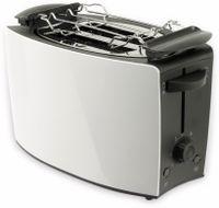 Vorschau: Doppelschlitz, Toaster, TR-Tds-03, weiß, 800 W