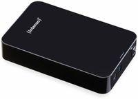 Vorschau: USB 3.0-HDD INTENSO Memory Center, 2 TB, schwarz