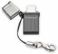 Vorschau: USB 2.0 Speicherstick INTENSO Mini Mobile Line, 16 GB
