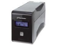 Vorschau: USV mit Display POWERWALKER VI650 LCD