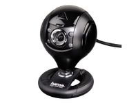 Vorschau: HD-Webcam HAMA Spy Protect 53950, USB