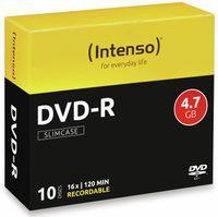 Vorschau: DVD-R INTENSO Slim Case