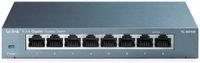 Vorschau: Gigabit Netzwerk-Switch TP-LINK TL-SG108, 8-Port