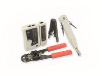 Vorschau: Netzwerk-Werkzeugset RED4POWER R4-N112