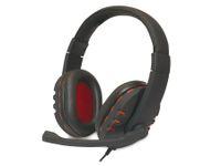 Vorschau: USB Multimedia-Headset LOGILINK HS0033