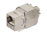 Vorschau: Einbau-Modul Red4Power KM-C6G, CAT.6, Metall