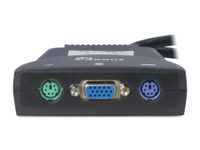 Vorschau: KVM Switch KVM-LS-21CA, 2-port