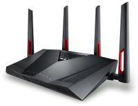 Vorschau: WLAN-Router ASUS RT-AC88U, Wave 2, Dual-Band