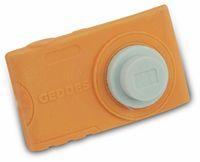 Vorschau: Radiergummi Kamera, orange