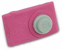 Vorschau: Radiergummi Kamera, pink