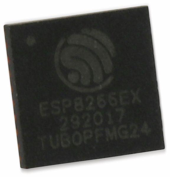 ESPRESSIF ESP8266EX WiFi/WLAN SoC SMD IC - Produktbild 2