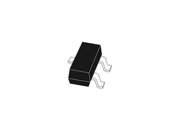 Transistor, TSM3404CX , SMD, Taiwan Semiconductor, Leistung