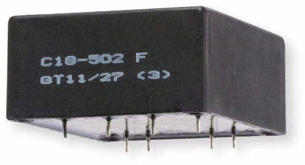 Flach-Printtrafo GT ELEKTRONIK C18-502
