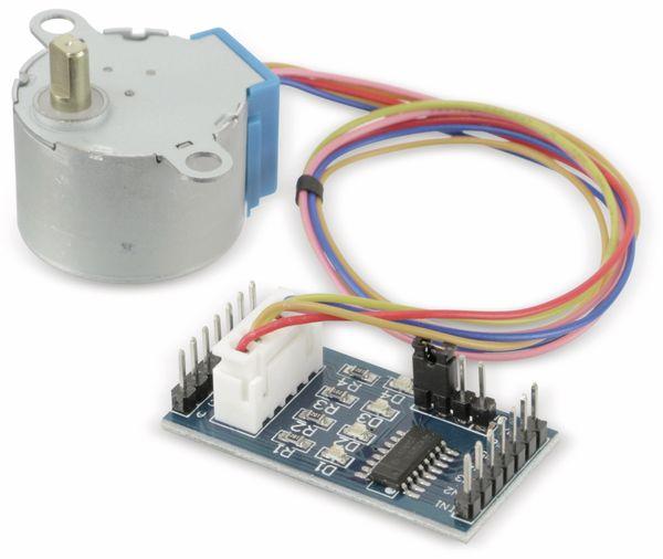 Schrittmotor-Set DAYPOWER S-SPSM-5V - Produktbild 2