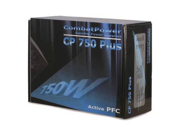 ATX2.0 Computer-Schaltnetzteil COMBATPOWER CP-750W Plus - Produktbild 3