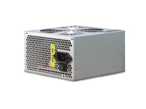 ATX2.0 Computer-Schaltnetzteil INTER-TECH SL-500 Plus, 500 W - Produktbild 1