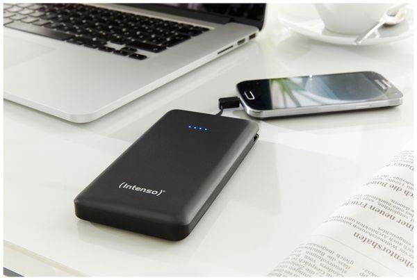 USB Powerbank INTENSO 7332530 Slim S10000, 10000 mAh, schwarz - Produktbild 6