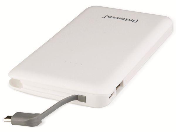 USB Powerbank INTENSO 7332532 Slim S10000, 10000 mAh, weiß - Produktbild 4
