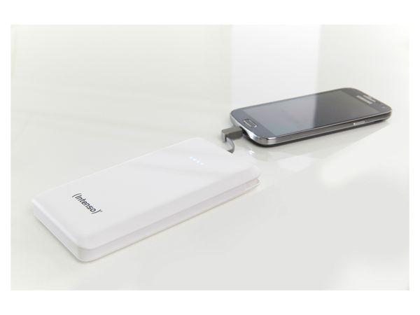 USB Powerbank INTENSO 7332532 Slim S10000, 10000 mAh, weiß - Produktbild 5
