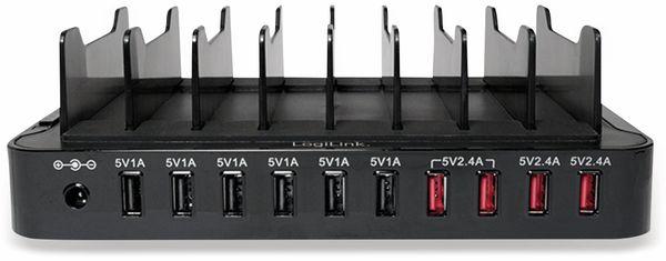 USB Ladegerät LOGILINK PA0157W, 5V2,1A, 10,5 W, weiß online
