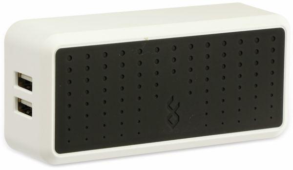 USB-Lader, blueFlame, BF3051K-EU, 4-fach, 6,8A - Produktbild 1