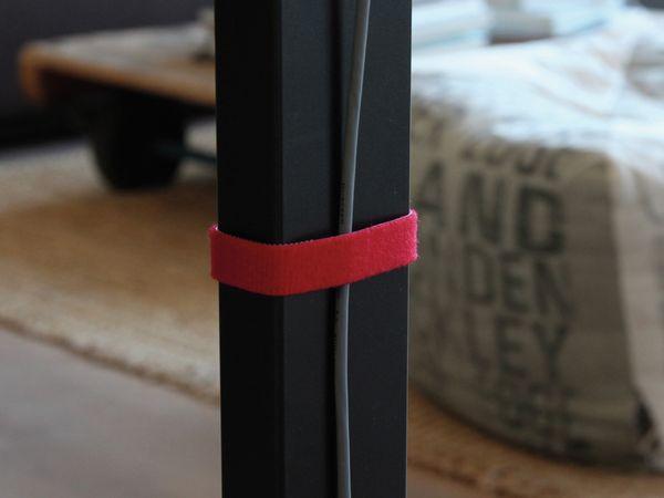 Klett-Rolle LABEL THE CABLE Roll Strap, 4x 100 cm, 16 mm, bunt - Produktbild 6