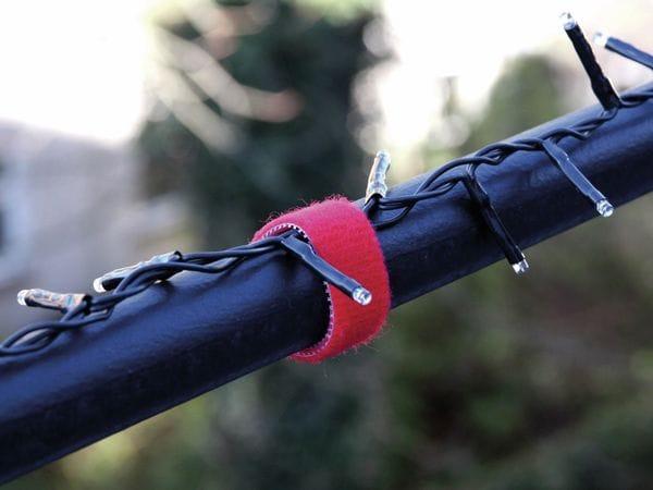 Klett-Rolle LABEL THE CABLE Roll Strap, 4x 100 cm, 16 mm, bunt - Produktbild 7
