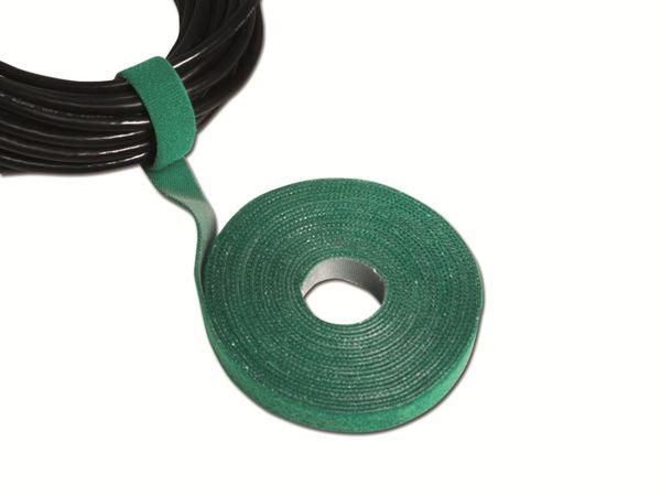 Klett-Kabelbinder LOGILINK KAB0050, 4000x16mm, schwarz - Produktbild 2
