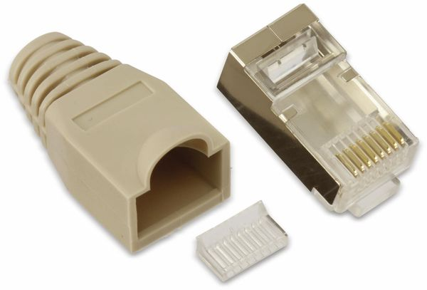 CAT.5 RJ45-Stecker - Produktbild 2