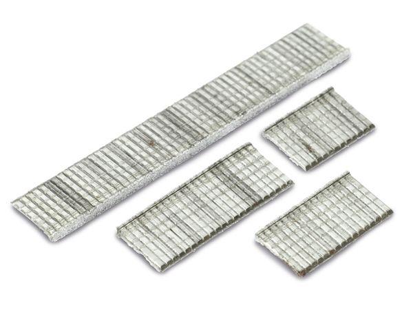Naglerklammern-Set, 500/500/1000 Stück - Produktbild 4