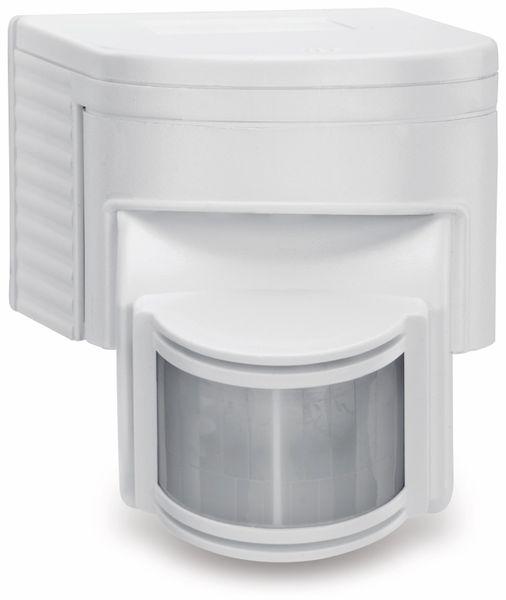 Bewegungsmelder SONERO X-IMS030, 180°, IP44, schwenkbar, weiß