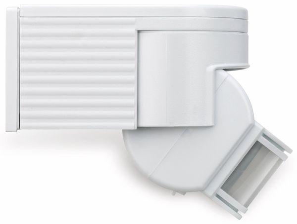 Bewegungsmelder SONERO X-IMS030, 180°, IP44, schwenkbar, weiß - Produktbild 5