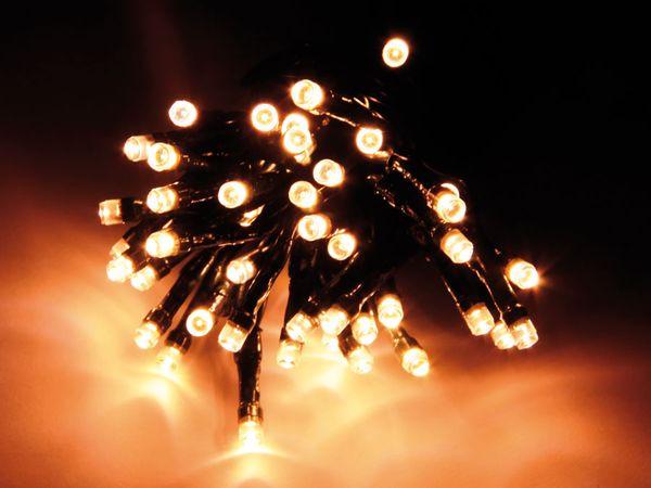 LED-Lichterkette, 320 LEDs, warmweiß, 230V~, IP44, Innen/Außen - Produktbild 3