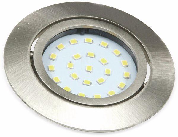 """LED-Einbauleuchte """"Flat-26"""" EEK A+, 4 W, 330 lm, 2900 K - Produktbild 3"""