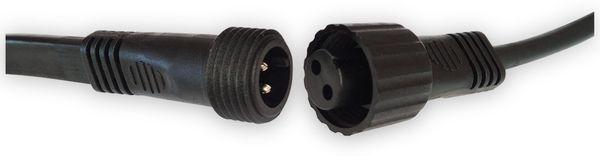 Illu-Lichterkette LEDmaxx 40 Fassungen, E27, 230V~, IP44, 20m, verlängerbar - Produktbild 2