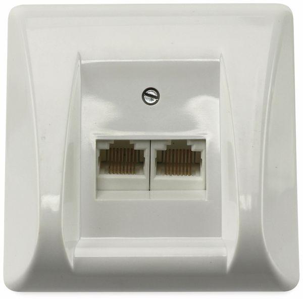 ISDN-Doppeldose 8(4) - Produktbild 3