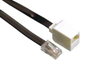 ISDN-Verlängerung, 8P4C, 15 m